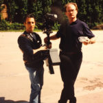 Steadicam tea break with Larry Mconkey (Carlito's Way, Mission Impossible and much more).